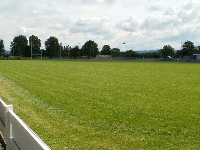 Rugby ground, Yatton