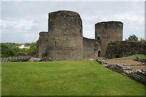 SN1943 : Cilgerran Castle by Bill Boaden