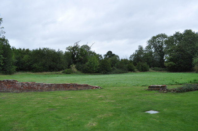 Site of Bruisyard Abbey