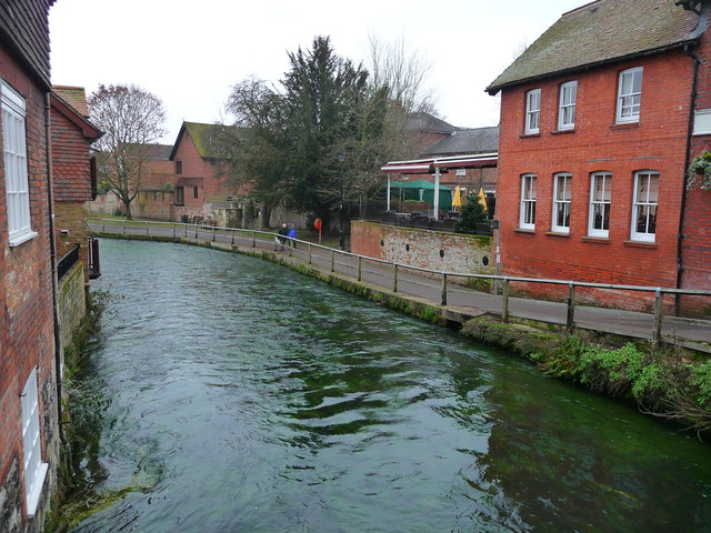 Winchester - The Itchen