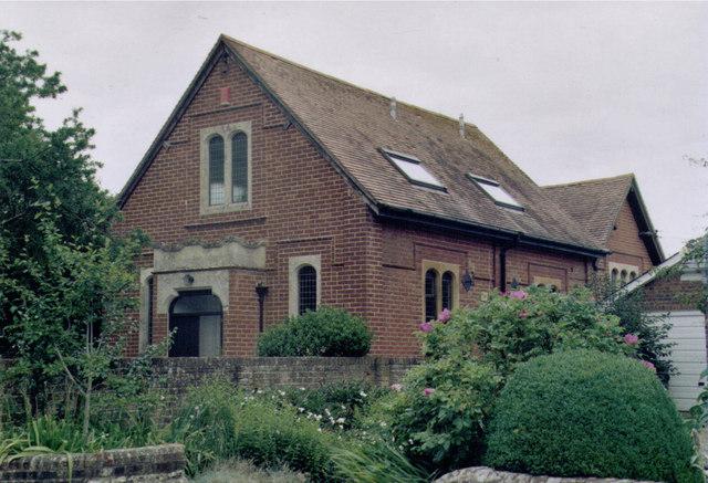 Former Easton Methodist Chapel