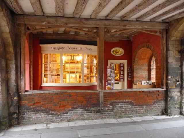 Winchester - Bookshop