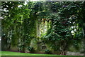 TQ3380 : St.Dunstan in the East Church Garden, London by Peter Trimming