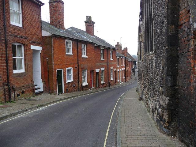 Winchester - St Johns Street