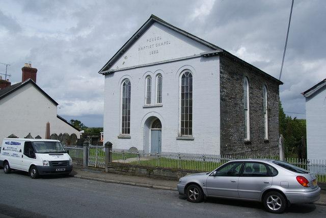 Penuel Baptist Chapel, Cilgerran