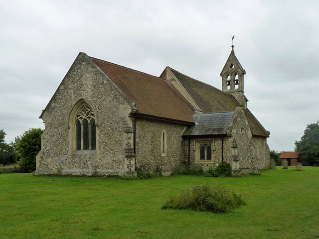 High Roding parish church