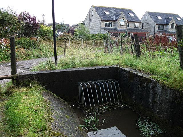 Pencil Brook at Moss Gate