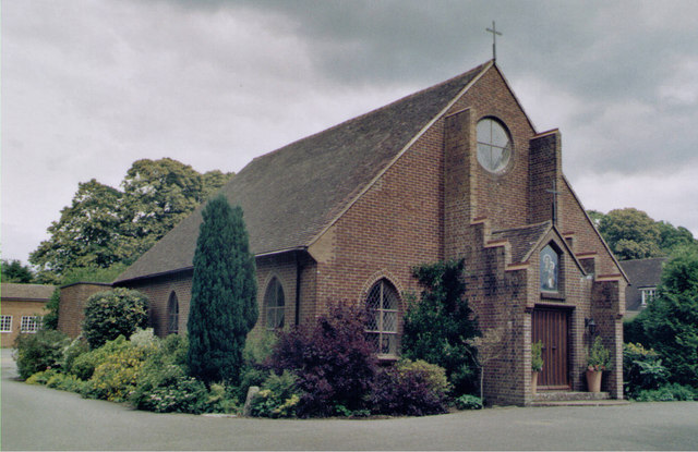 Medstead St Lucy's Convent Chapel