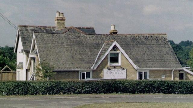 Dibden Former National School and Chapel