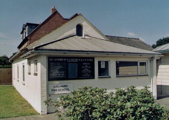 Former Dibden Purlieu Mission Hall