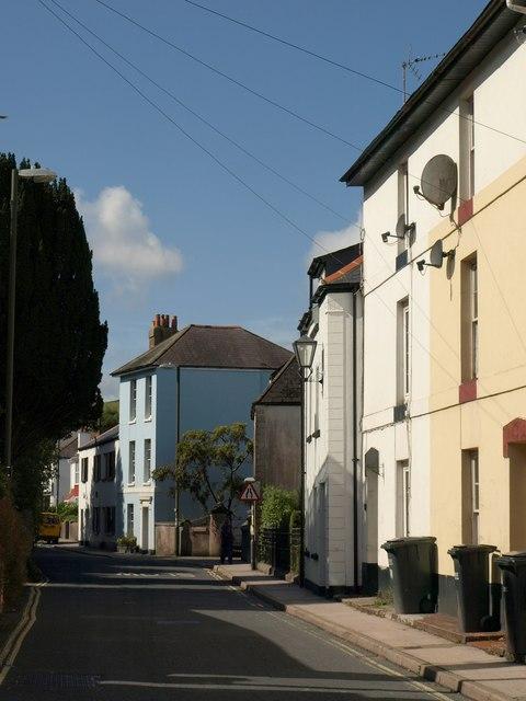 Milton Street, Brixham