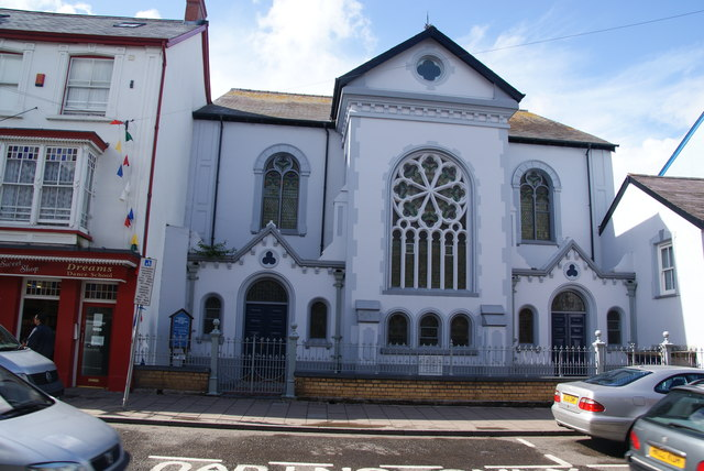 The Tabernacle, High Street, Cardigan