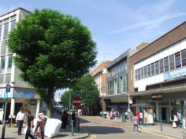 Hare Street, Woolwich
