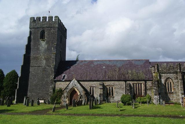 St Mary's Church, Cardigan