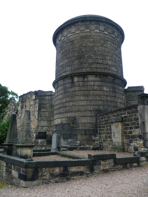 Tomb of Hume, Old Calton