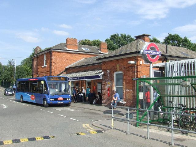 Epping Underground station