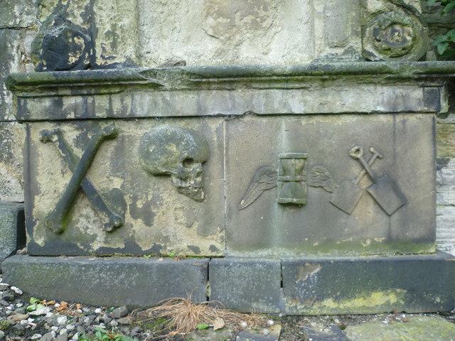 Symbols of Death, Old Calton Burying Ground