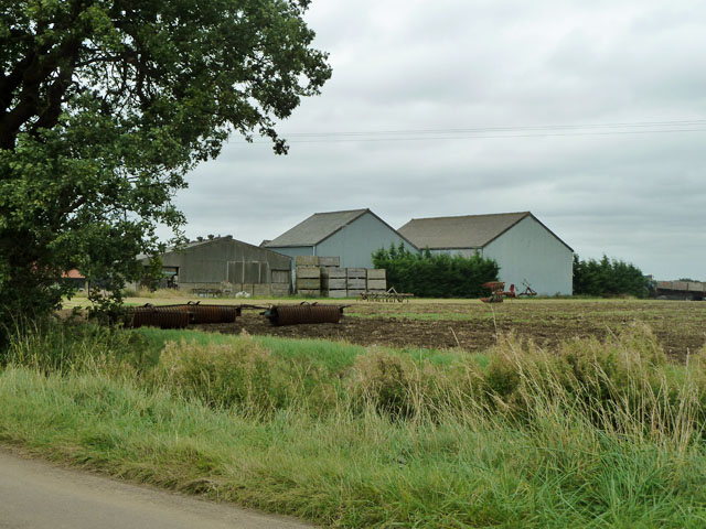 Barns at Puttocks Farm