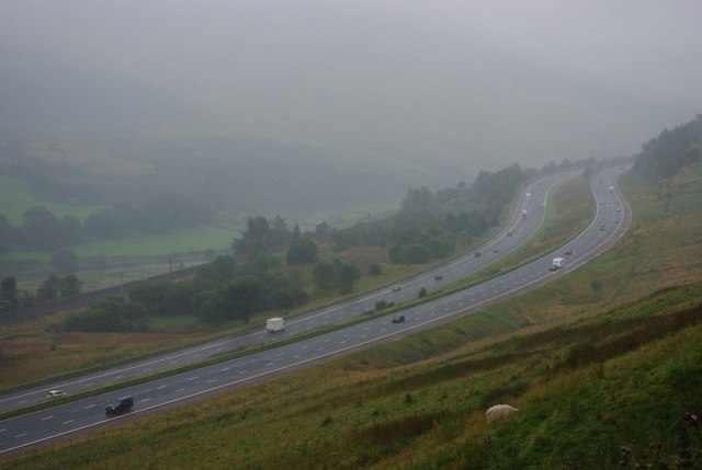 M6 in the Lune Valley