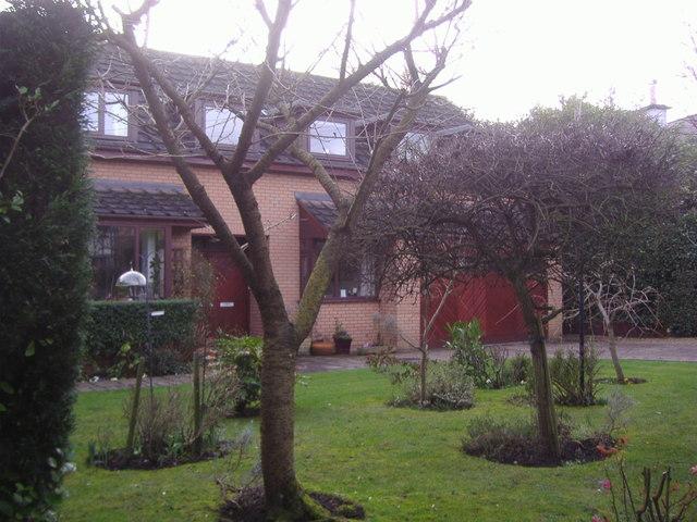 Garden on Pipers Green Lane, Edgware