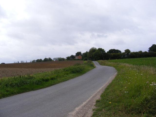 Road to Monewden