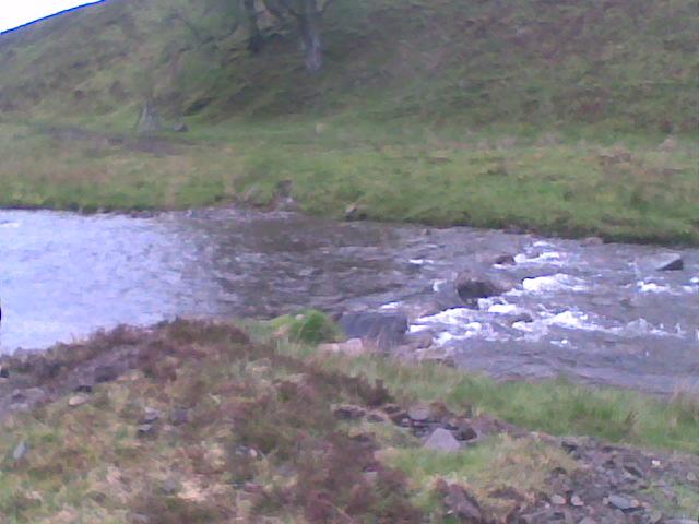 After crossing the Abhainn Poiblidh, en route to Oykel Bridge