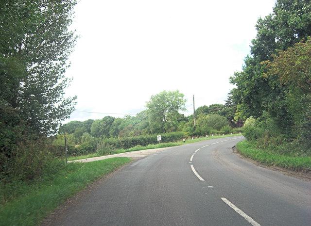 B2080 at Leigh Green