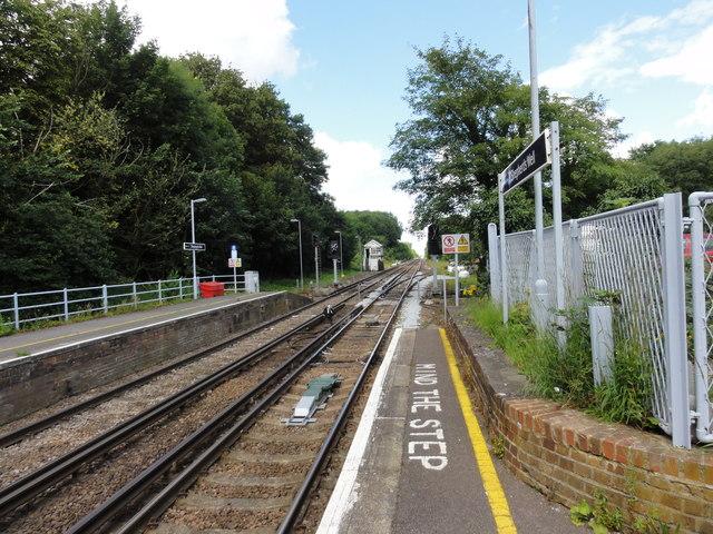 Shepherdswell, Station Road, Shepherds Well Railway station (Southeastern)