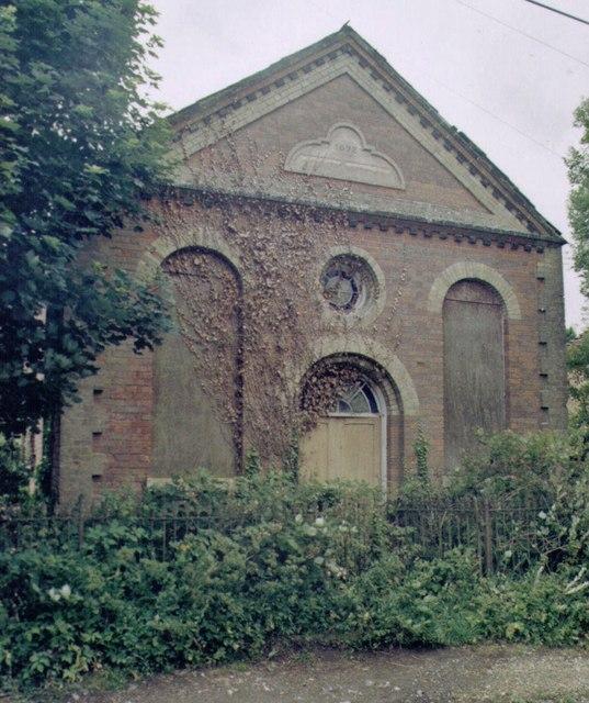 Leckford Methodist Chapel
