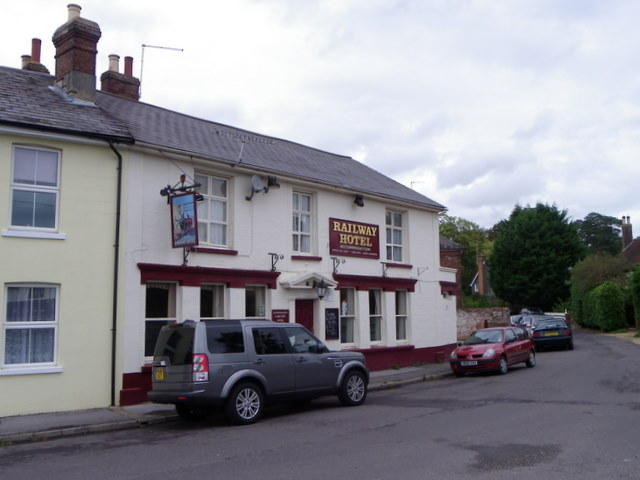 The Railway Hotel, Ringwood