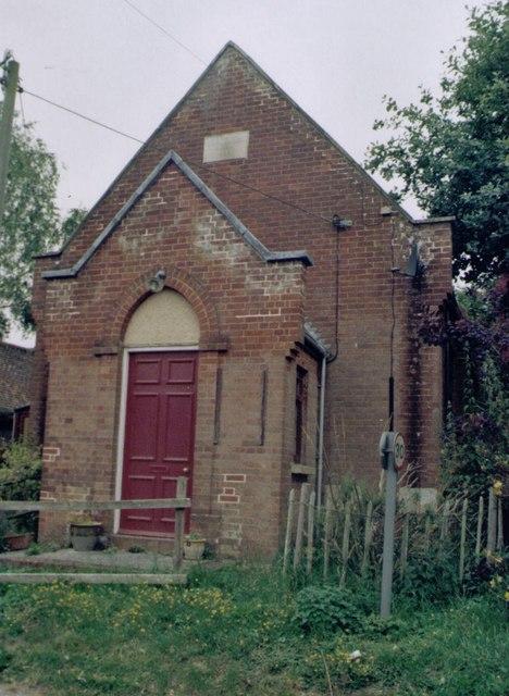 Former Sarson Methodist Chapel