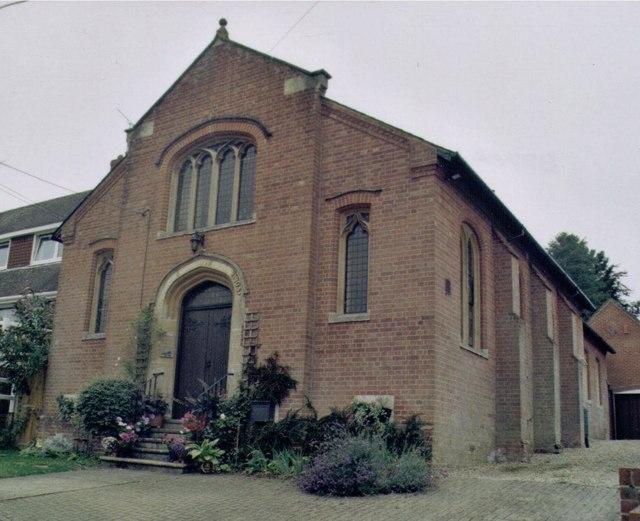Former Upper Clatford Methodist Chapel