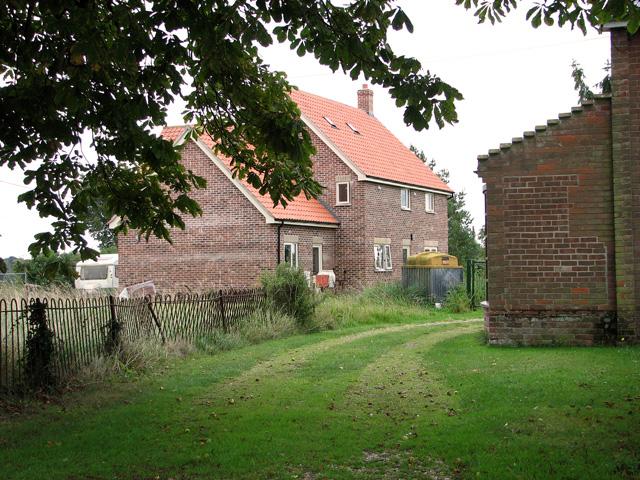 New housing, Wingfield