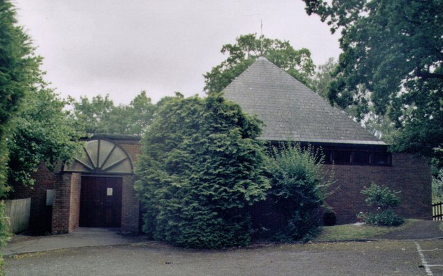 Burghfield Common St Oswald Roman Catholic Church