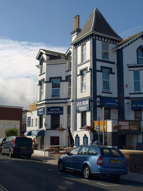 Spinning Wheel Inn, Paignton