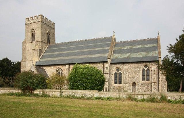 St Mary, Gunthorpe