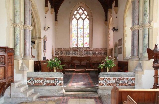 St Mary, Gunthorpe - Chancel
