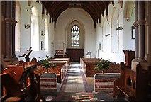 TG0135 : St Mary, Gunthorpe - West end by John Salmon