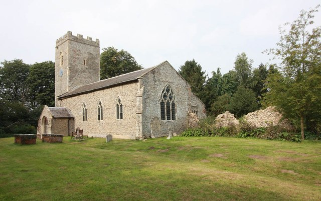 St Andrew, Thurning
