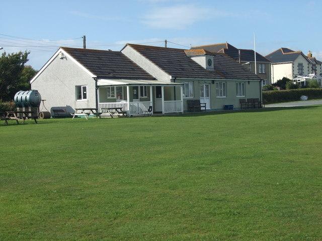 Mullion Cricket Club - Pavilion