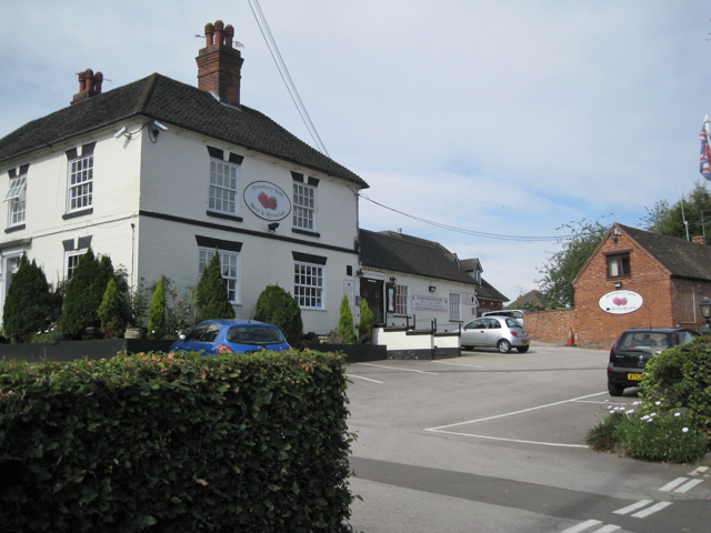 Strawberry Bank, hotel and restaurant, Main Road