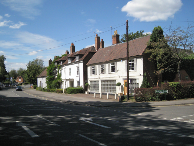 Business premises next to the Bull's Head
