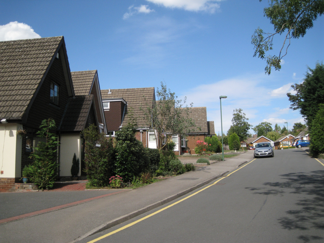 Houses in Glovers Close