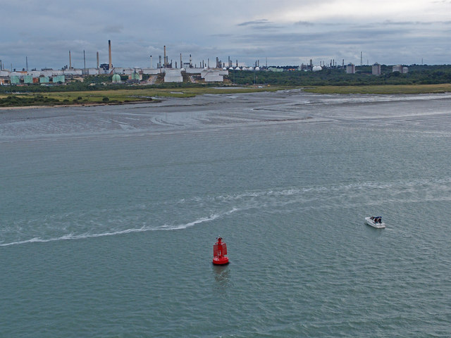 Cadland Port Channel Buoy, Southampton Water