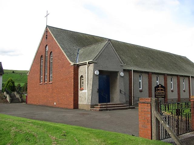 St. Kenneth's and St. Bernard's church, Ballingry
