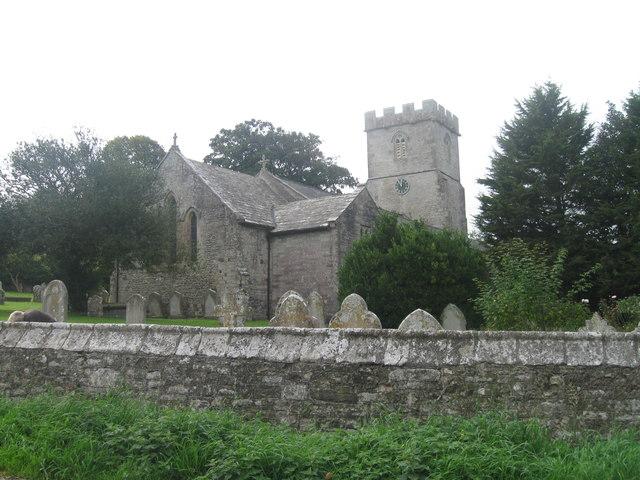 St Christopher's Church, Winfrith Newburgh