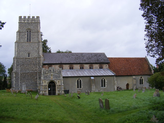 St.Mary's Church, Framsden