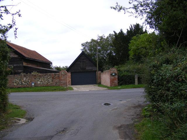 Chapel Road junction