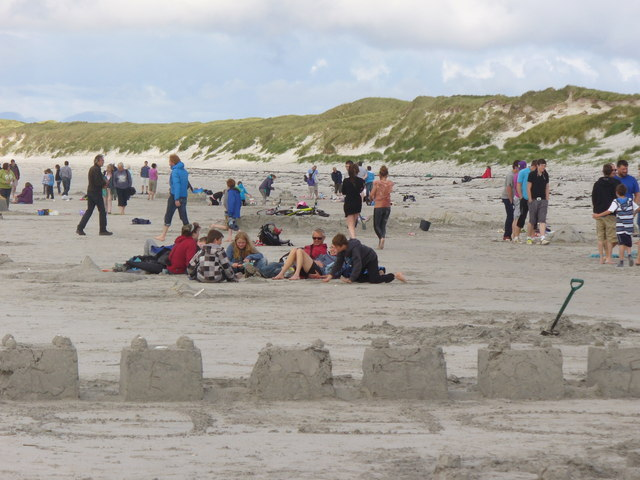 The Great Wall of Berneray