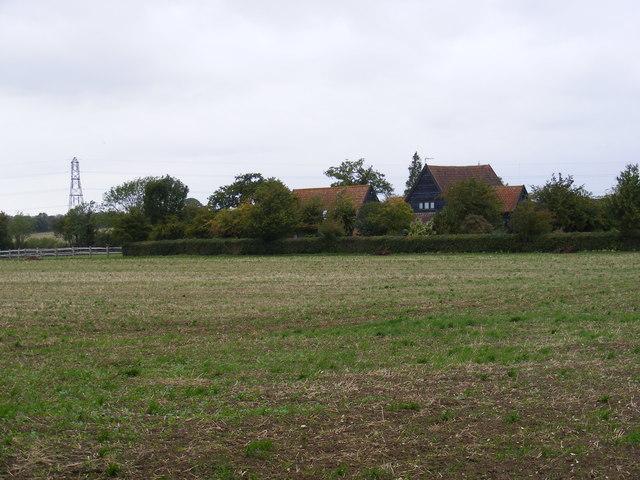 Foxes Farm Barn
